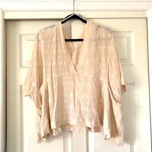 Free People Beachy Blouse